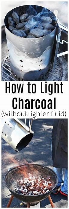 Light Coals Without Lighter Fluid How To Light Charcoal Without Lighter Fluid It S A