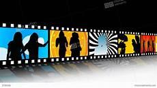 Film Strips Entertainment Movie Film Stock Animation 3708596