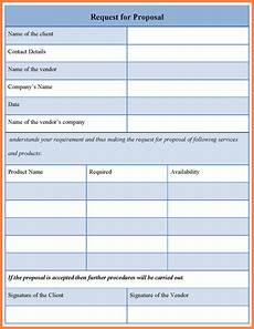 Rfp Templates Word 10 Rfp Template Word Marital Settlements Information