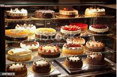 Different Types Of Cake Design Different Types Of Cakes In Pastry Shop Glass Display