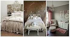 arredamento provenzale da letto dettagli romantici nella da letto shabby chic