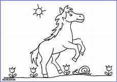 ausmalbilder pferde mit fohlen malvor