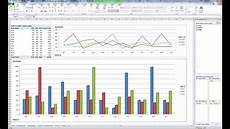 Pivot Table And Pivot Chart Ms Excel Pivot Table And Chart For Yearly Monthly