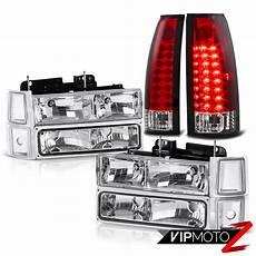 1997 Chevy Silverado Light Bulb 1994 1998 Chevy C1500 C2500 K1500 Suburban Tahoe Red Led