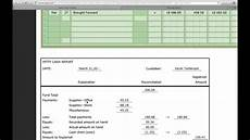 Report Cash Chapter 9 Preparing The Petty Cash Report And