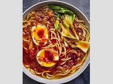 Caramelized Onion and Chile Ramen   Vegetarian 'Ventures