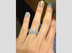 My bridal set :) Neil Lane Diamond at Kay Jewelers   Rings