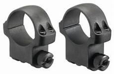 Ruger M77 Rings Chart Ruger M77 Scope Ring Set 1 Inch Medium Matte Riflescope
