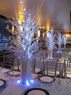 winter theme centerpiece in 2019 wedding ideas winter