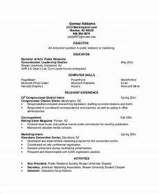 Sample Cv For Engineering Students 17 Engineering Resume Templates Pdf Doc Free
