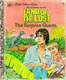 Land Of The Lost Dot Com Little Golden Book