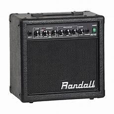 Randall Watts Randall Rx15 12 Watt 1x6 5 Quot Combo Amp Music123