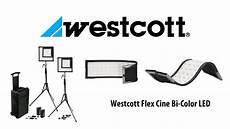 Westcott Flex Light Westcott Flex Led Lights Rainproof Bi Color Youtube