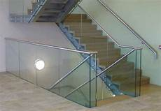 corrimano in vetro per scale scale in vetro interne ggl glass ggl glass