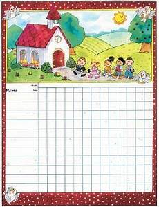 Images Of Attendance Chart Image Result For Sunday School Attendance Chart Free