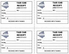 Sample Cab Receipt Expressexpense Custom Receipt Maker Amp Online Receipt
