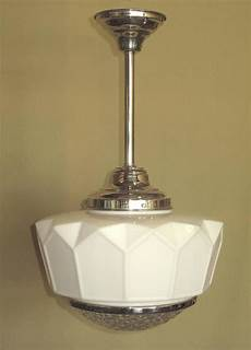 Large Commercial Light Fixtures Single Only Large Commercial 1920s Ceiling Fixture At 1stdibs