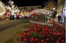 Christmas Lights In Fayetteville Ar The Best Christmas Light Displays In Arkansas