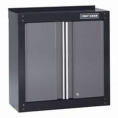craftsman 28 quot wide wall cabinet black platinum