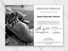 Baby Presentation Certificates Baby Dedication Certificate Template For Word Free Printable