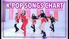 2018 Pop Charts K Pop Songs Chart December 2018 Week 2 Youtube