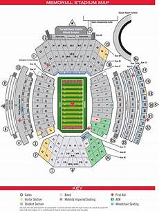 Nebraska Cornhuskers Stadium Seating Chart Online Ticket Office Seating Charts With Images