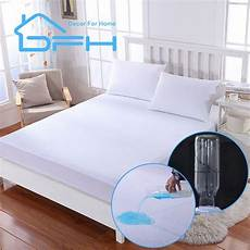 size 150x200cm terry waterproof mattress protector cover