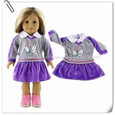 cheap american doll clothes 2016 new cheap 1set dress american doll clothes for