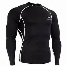 compression clothes for hopeforth mens compression shirts bodybuilding weight