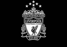 Wallpaper Liverpool Vector by Just A Easy Black And White Logo Wallpaper For Our Friends