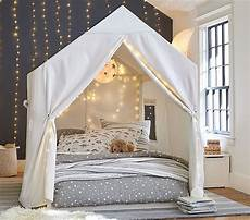 tent bed pottery barn
