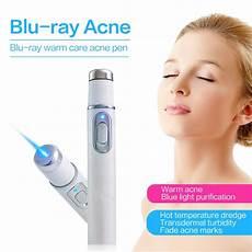 Kd 7910 Blue Light Acne Treatment Aliexpress Com Buy Acne Laser Pen Portable Wrinkle