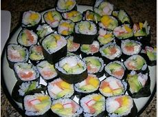 Cooking in the Capitol: Homemade Sushi