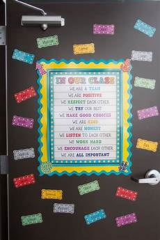 Welcome Chart For Classroom In Our Class Marquee Chart Is A Great Addition To A