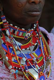 beadwork african maasai beaded ornament masai massai new fair trade