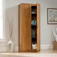 sauder storage cabinet with 4 adjustable shelves sears