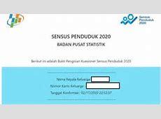 Tips Lancar Isi Sensus! Login sensus.bps.go.id untuk Akses