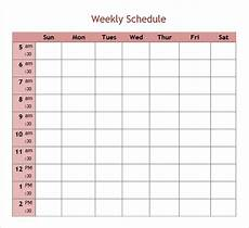 Day Planner Calendar Template Best Photos Of 5 Day Calendar Template Microsoft Weekly