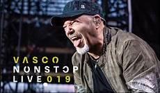vasco non si puã vasco non stop live tour 2019 concerti a giugno a