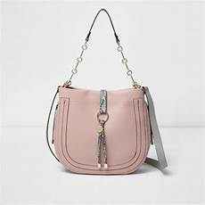 Bag Light Pink Light Pink Snakeskin Scoop Slouch Bag Bags Amp Purses