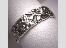 Dating a ring? Possible Art Nouveau Ring?