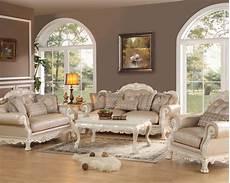 antique white sofa set dresden by acme furniture ac53260set
