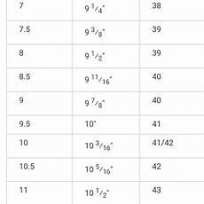 Shoe Conversion Chart European To Us Shoes Eu Us Shoe Size Conversion Chart Poshmark
