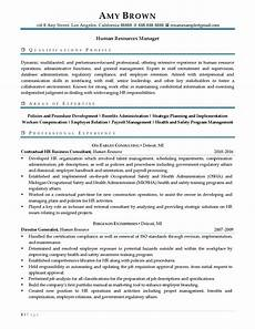 Human Resources Manager Resume Examples Human Resources Manager Resume Examples Best Resume