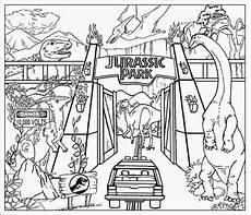 Jurassic World Malvorlagen Edit Jurassic World Ausmalbilder Malvor