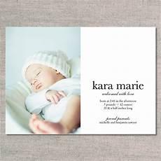 Birth Announcment The Kara Uh Oh Pasghettio