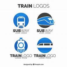 Train Company Logos Pack Of Train Logos Vector Free Download