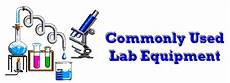 Lab Equipment Commonly Used Lab Equipment