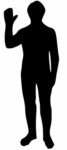 Human Outline Human Body Outline Printable Clipart Best
