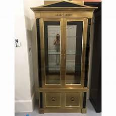 Baker Knapp And Tubbs Lighting Baker Knapp And Tubbs Master Craft Art Deco Brass Vitrine
